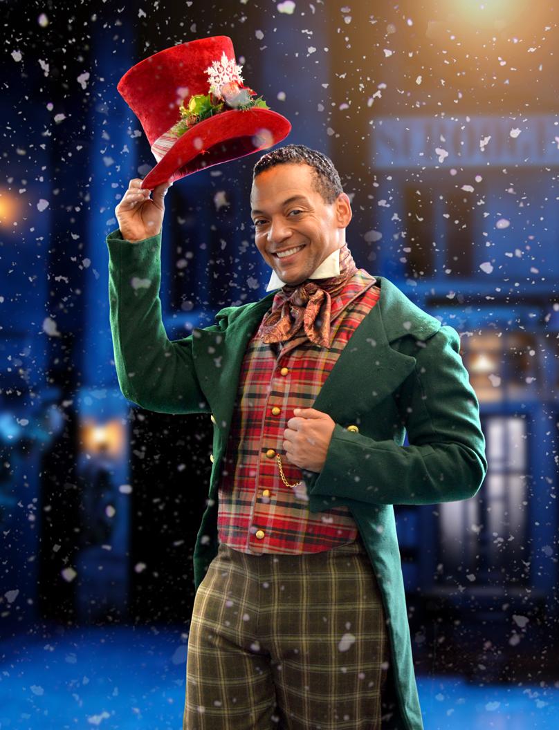 A Christmas Carol.A Christmas Carol 2017 Trinity Repertory Company
