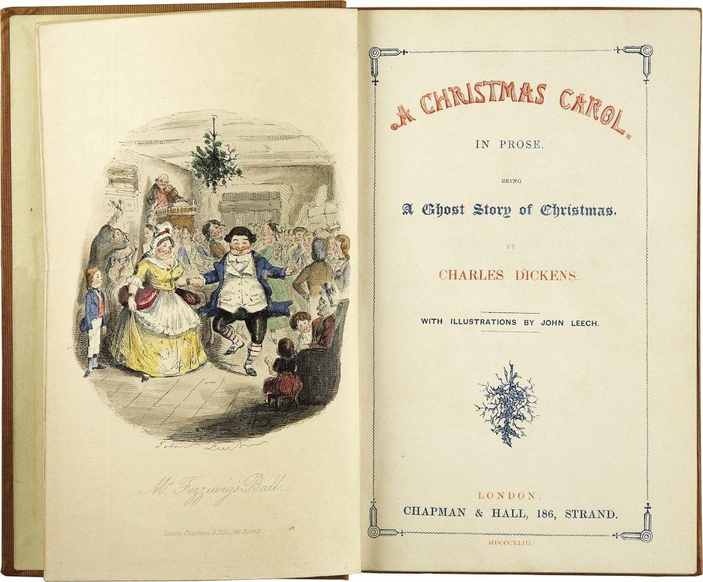 A Christmas Carol Novella