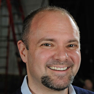 Headshot of Curt Columbus