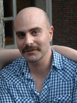 Headshot of David Adjmi